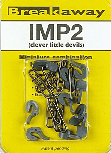 breakaway imp s bait clips for fishing