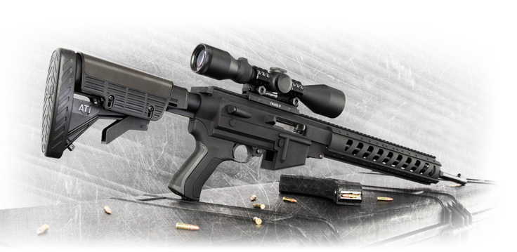 ati ar 22 with 6 sided forend